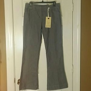 NWT The Limited Denim 678 Modern Fit Bootcut Work